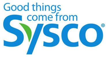 Sysco Food Systems logo.